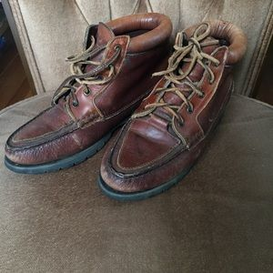 Vintage Timberland leather boot